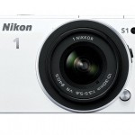 Nikon 1 S1 Mirrorless Camera - Front - White
