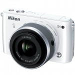 Nikon 1 S1 Mirrorless Camera - White