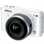 Nikon 1 S1 Mirrorless Camera - White