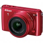Nikon 1 S1 Compact Interchangeable Lens Camera