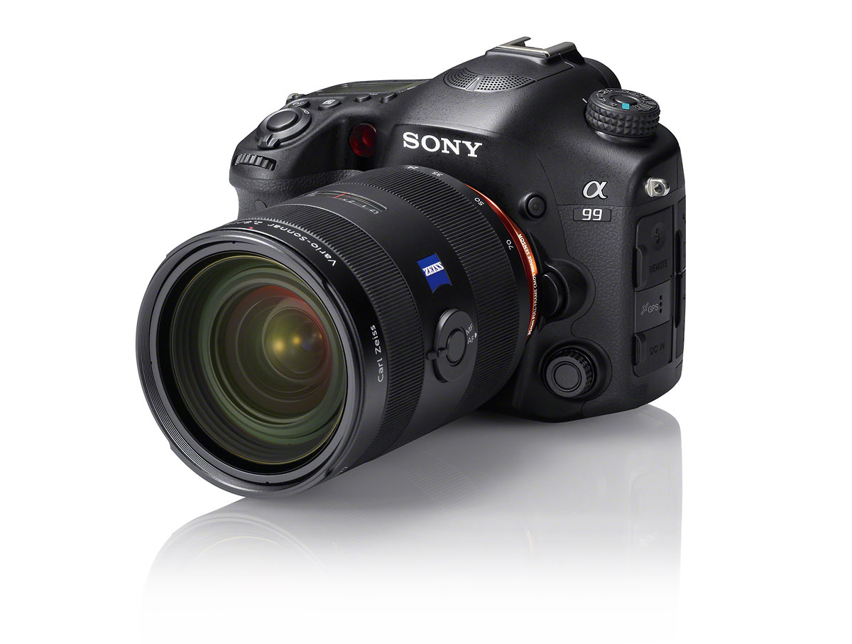 Sony SLT A99V DSLR Camera