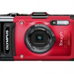 Olympus Stylus Tough TG-2 iHS - Red