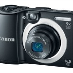 Canon PowerShot A1400 - With Optical Viewfinder