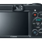 Canon PowerShot A1400 - 2.7-Inch LCD Display