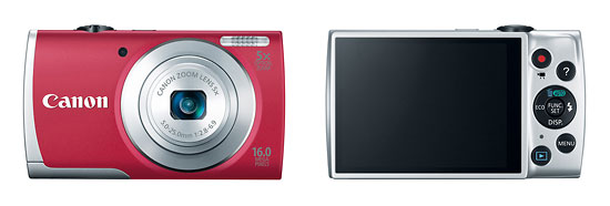 Canon's New $150 PowerShot A2600 Point-And-Shoot Camera