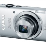 Canon PowerShot ELPH 130 IS - Silver