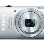 Canon PowerShot ELPH 130 IS - Silver - Front
