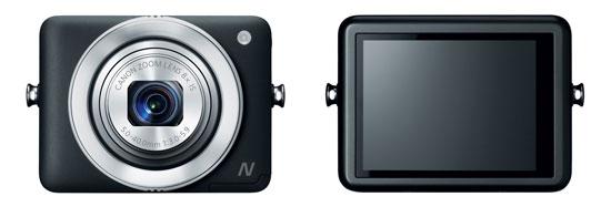 Canon PowerShot N Wi-Fi Camera