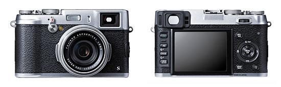 Fujifilm X100s Premium Rangefinder-Style Digital Camera