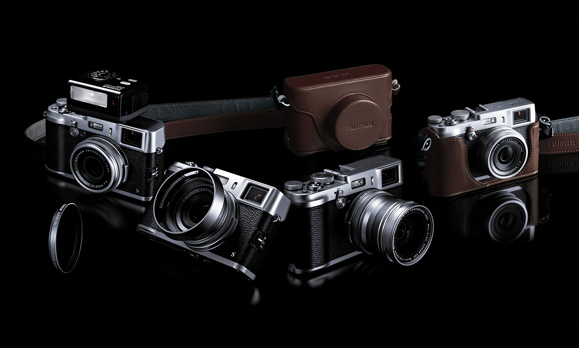 Fujifilm X100S Digital Rangefinder Camera