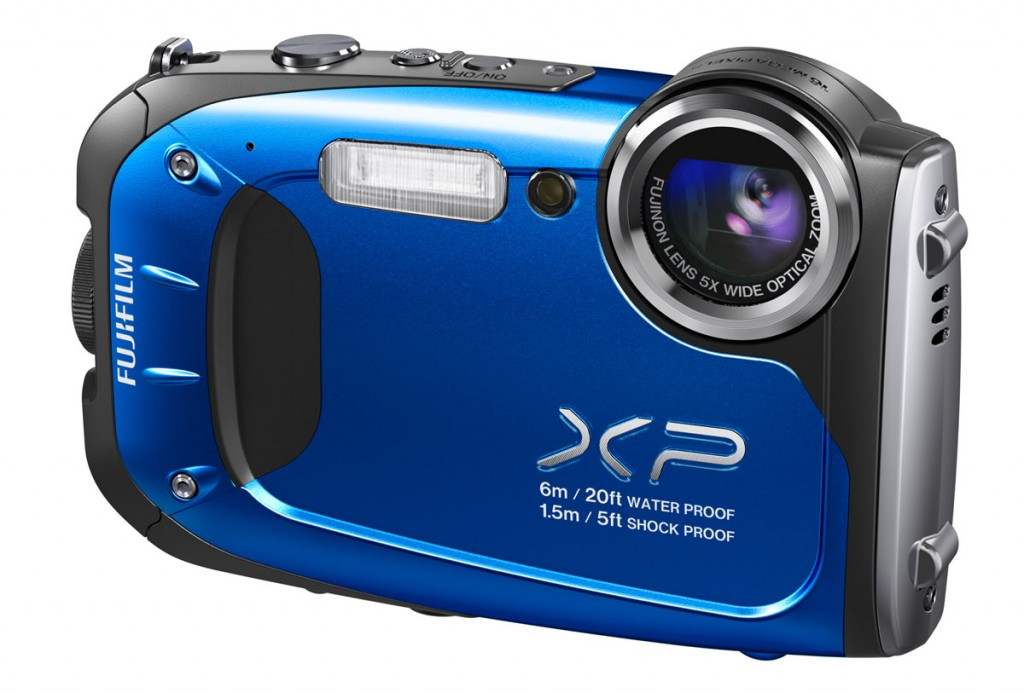 Fujifilm FinePix XP60 Rugged Point-and-Shoot Camera - Front
