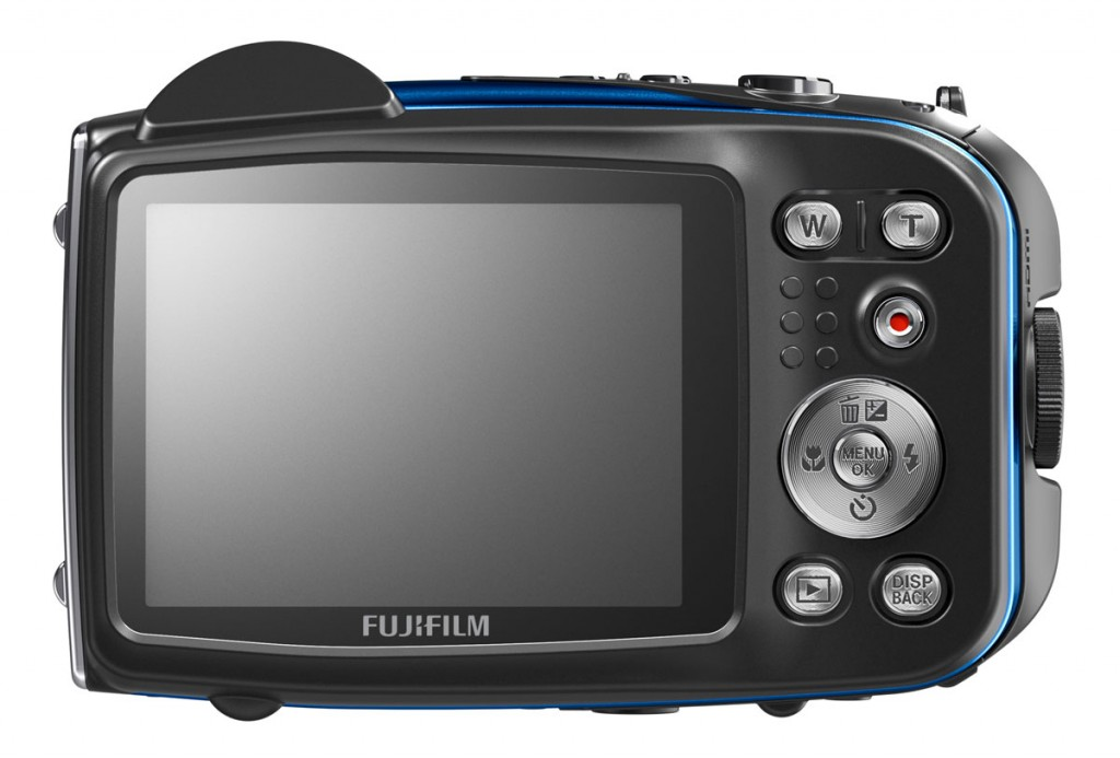 Fujifilm FinePix XP60 Rugged Point-and-Shoot Camera - Rear