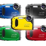 Fujifilm FinePix XP60 Rugged Waterproof Camera - Five Colors