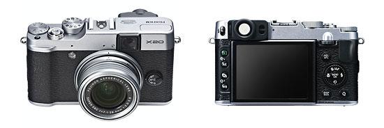 Fujifilm X20 Premium Compact Camera