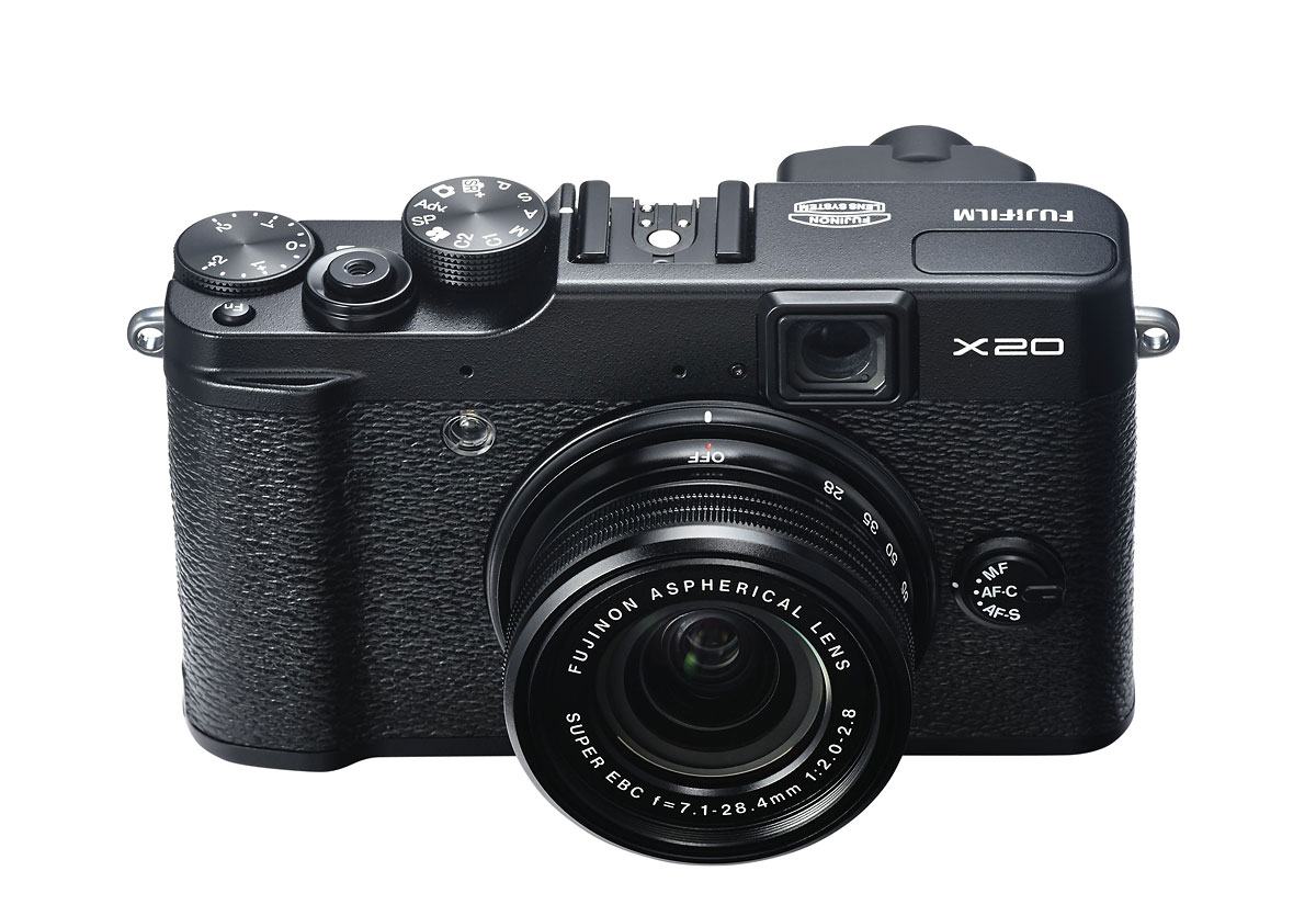 Fujifilm X20 High-End Compact Camera