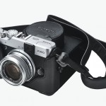 Fujifilm X20 With Optional Leather Case