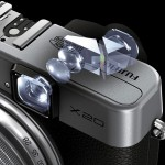 Fujifilm X20 - Advanced Optical Viewfinder