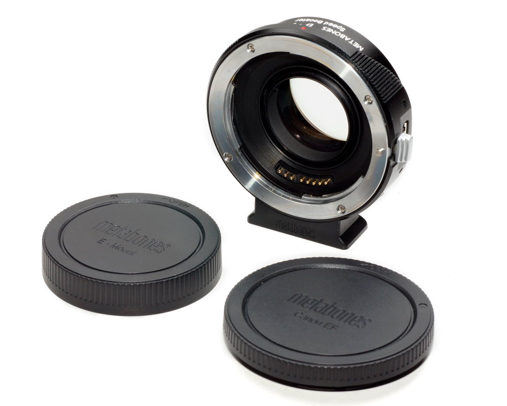 Metabones Speed Booster For Fujifilm X-Series Cameras