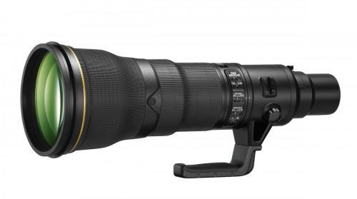Nikon AF-S 800mm f/5.6E FL ED VR Super-Telephoto Lens