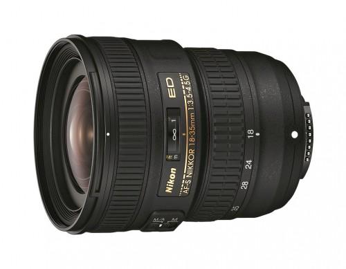Nikon AF-S Nikkor 18-35mm f/3.5-4.5G ED Wide-Angle Zoom Lens