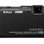 Nikon Coolpix AW110 Rugged Waterproof Camera - Black