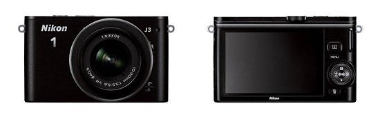 Nikon 1 J3 Compact Interchangeable Lens Camera