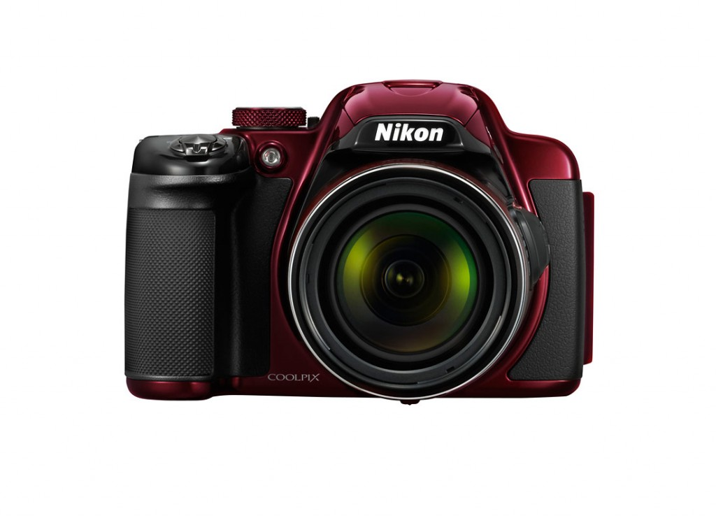 nikon-P520_frnt-red