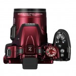 nikon-P520_top-red