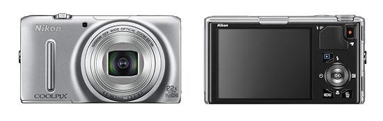 Nikon Coolpix S9500 22x Pocket Superzoom Camera