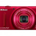 Nikon Coolpix S9500 - Red