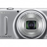 Nikon Coolpix S9500 - Silver
