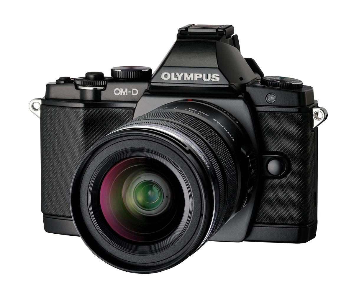 Olympus OM-D E-M5 - Black