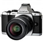 Olympus OM-D E-M5 - Silver