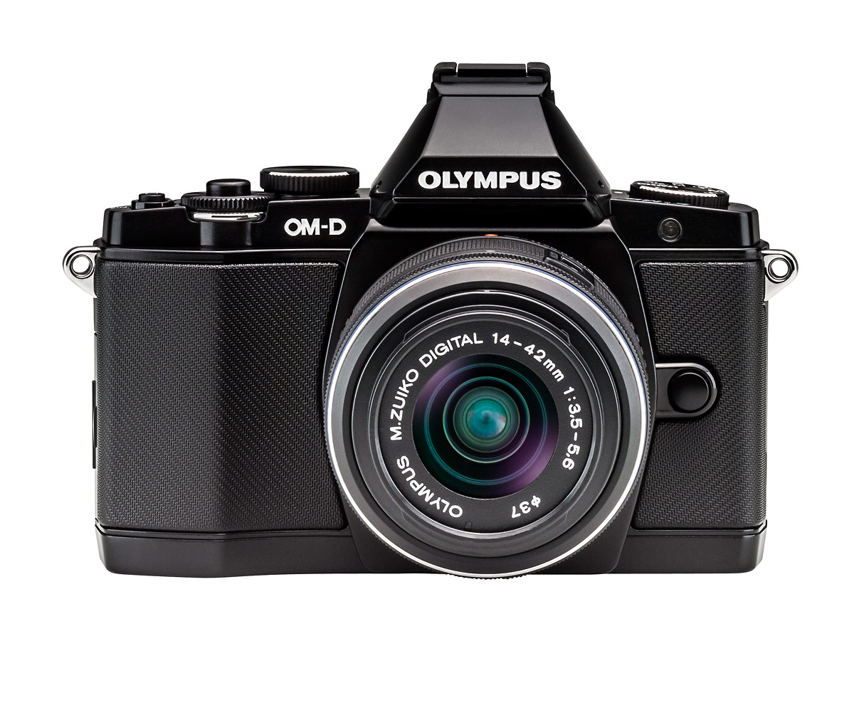 Olympus OM-D E-M5 - MIcro Four Thirds Camera