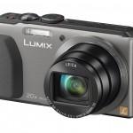 Panasonic Lumix ZS30 Pocket Superzoom Camera - Angle View