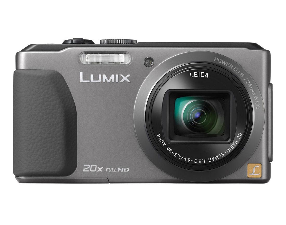 Panasonic Lumix ZS30 Pocket Superzoom