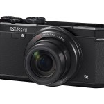 Pentax MX-1 Premium Compact Camera - Black