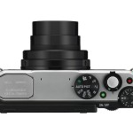 Pentax MX-1 - Top View