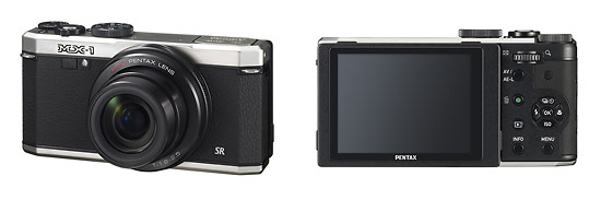 Pentax's New MX-1 Premium Compact Camera