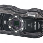 Pentax WG-3 Rugged Waterproof Camera - Black