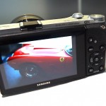 Samsung NX300 - 3.3-Inch AMOLED Display - photo by Megan Green