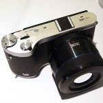 Samsung NX300 & New 45mm 2D/3D Lens - photo by Megan Green