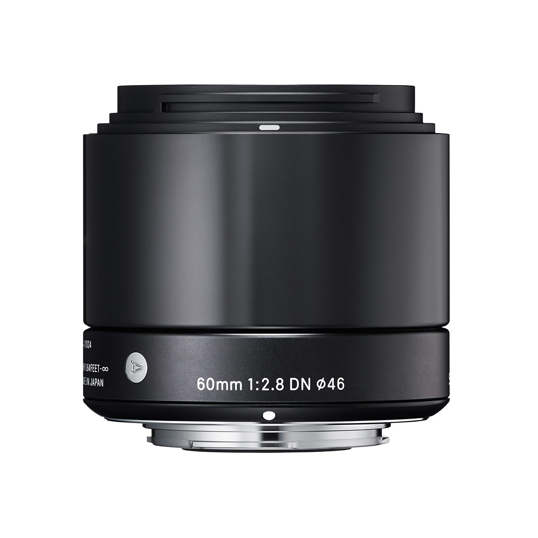 Sigma 60mm f/2.8 DN Lens For Sony NEX & Micro Four Thirds Mirrorless Cameras