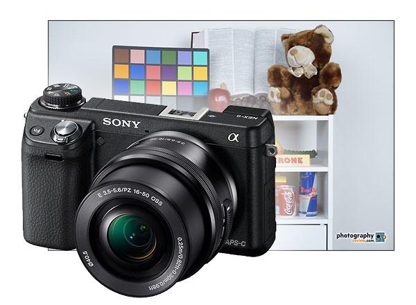 Sony Alpha NEX-6 Studio Sample Photos