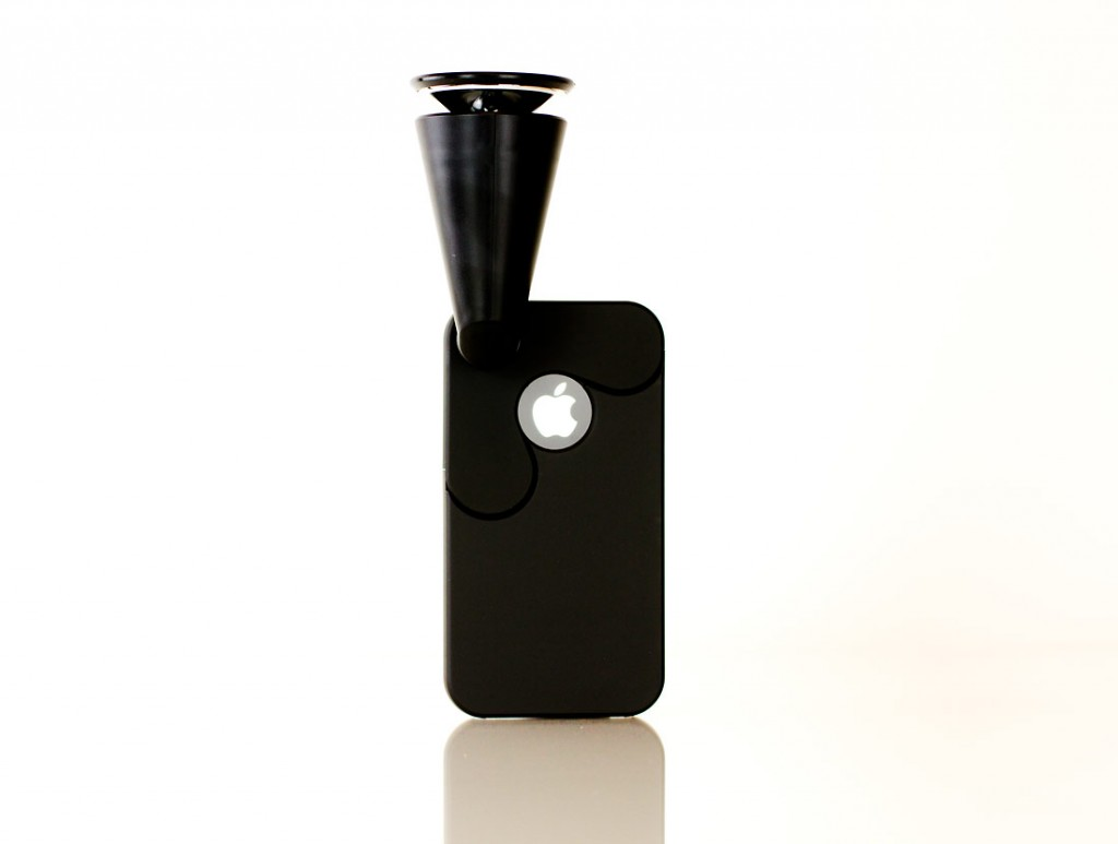 GoPano micro Lens & Custom iPhone Case