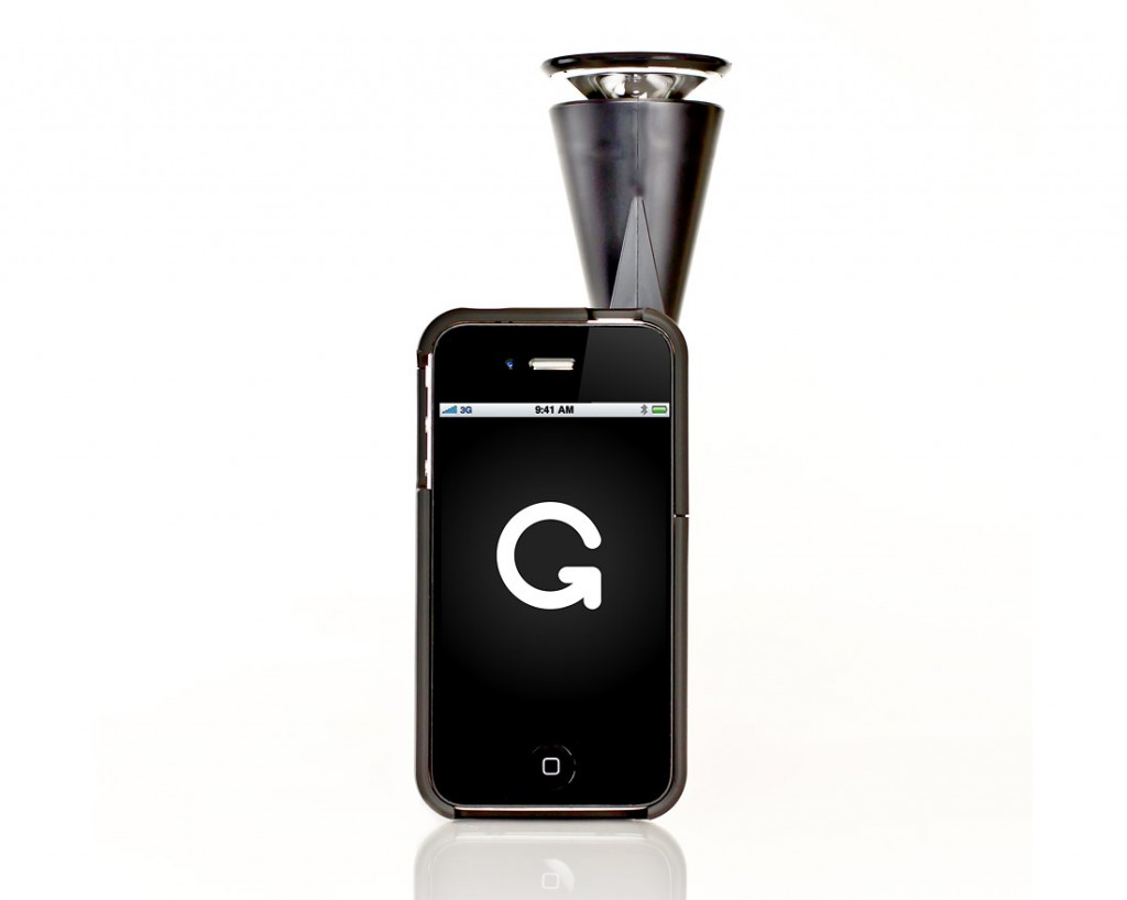 GoPano micro Panoramic Lens For the iPhone