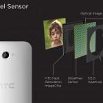 HTC One Smart Phone Camera Lens & Sensor Assembly