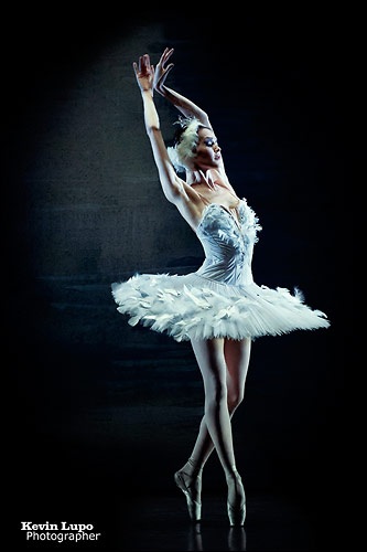 Swan Lake Rostov State Ballet Theatre - Photo by Kevin Lupo