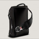Chrome Niko Messenger Camera Bag - Back View With Strap & Buckle