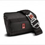 Chrome Niko Sling Camera Bag With Strap & Buckle